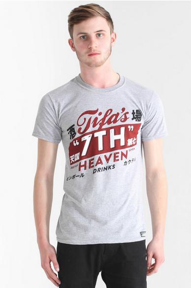 Frau Tit Tifa Shirt seidige
