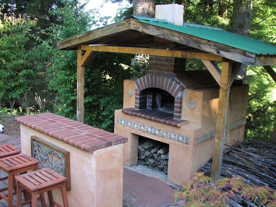 bread pizza oven construction i built this oven in the summer of