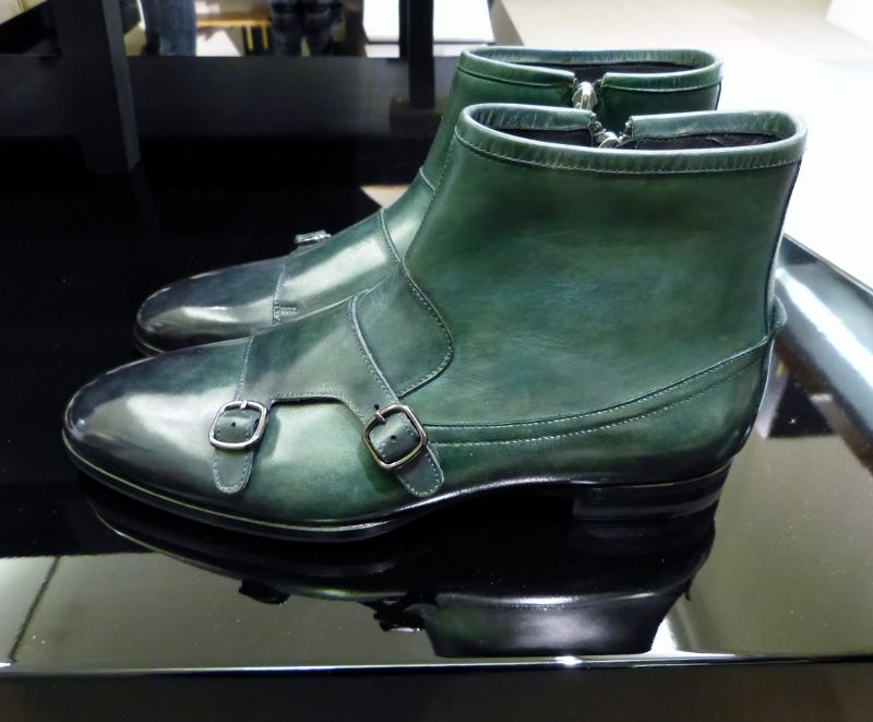 Santoni shoes Fall/Winter 2014/15 - http://olschis-world.de/  #Santoni #shoes #FW14