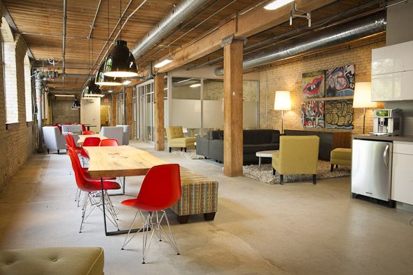 Shared workspace to open near queen and bathurst shared