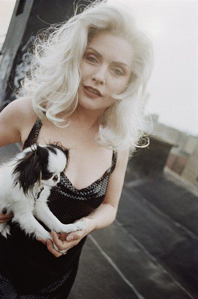 Debbie Harry Is One Of Those Natural Beauties With Or