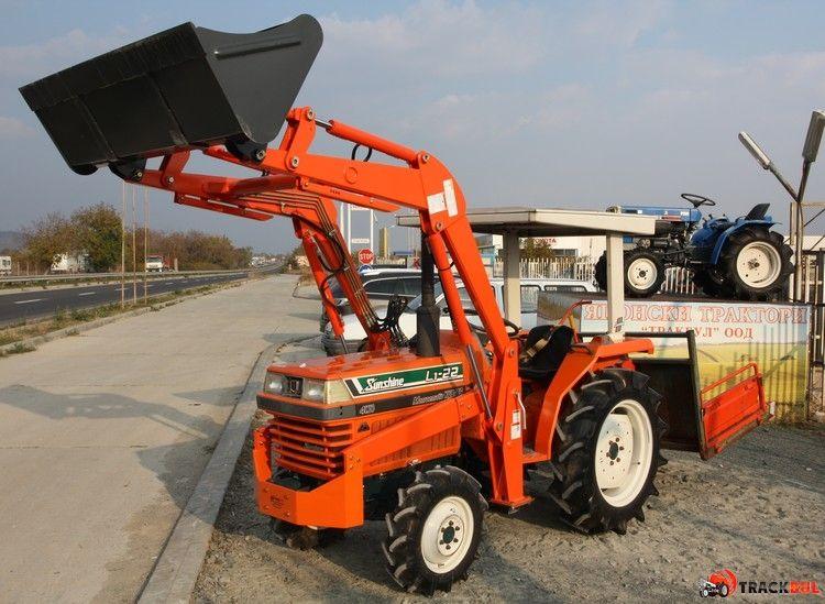 Kubota Tractor Prices | Kubota L1-22 Sunshine | Tractors