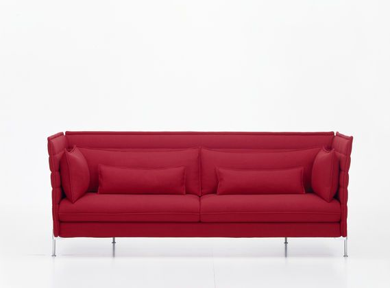 Vitra Products Alcove Sofa Love Seat Indoor Seating