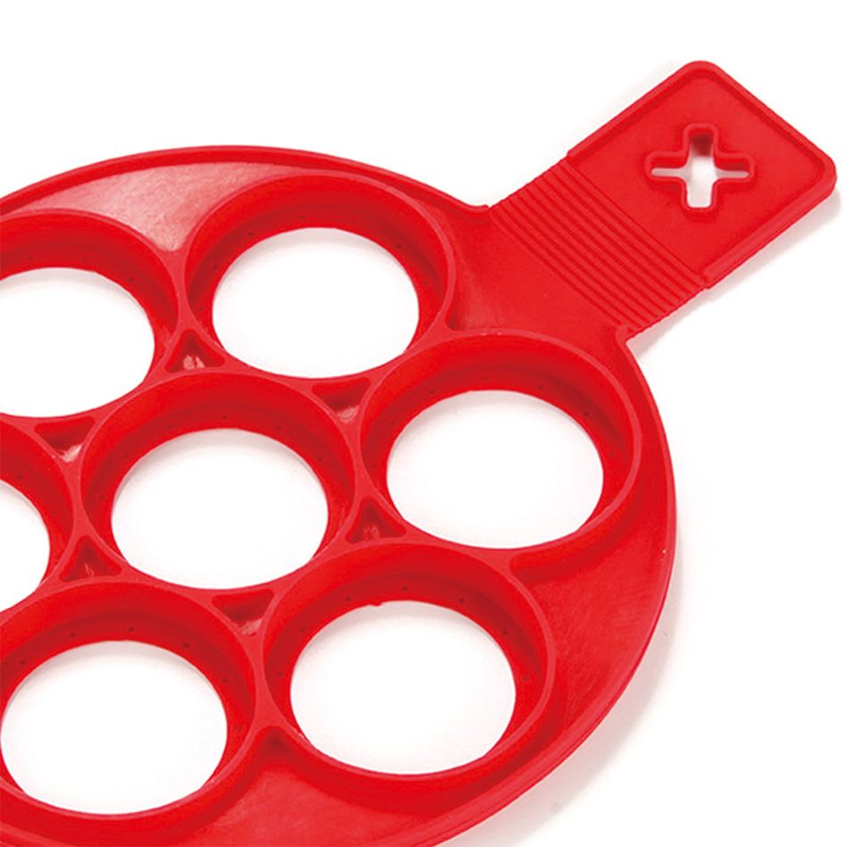 Discount Kitchen Supplies Silicone Eggs Waffles Cake Baking Molds Pancakes  Models Pancakes Tool Fried Egg Apparatus