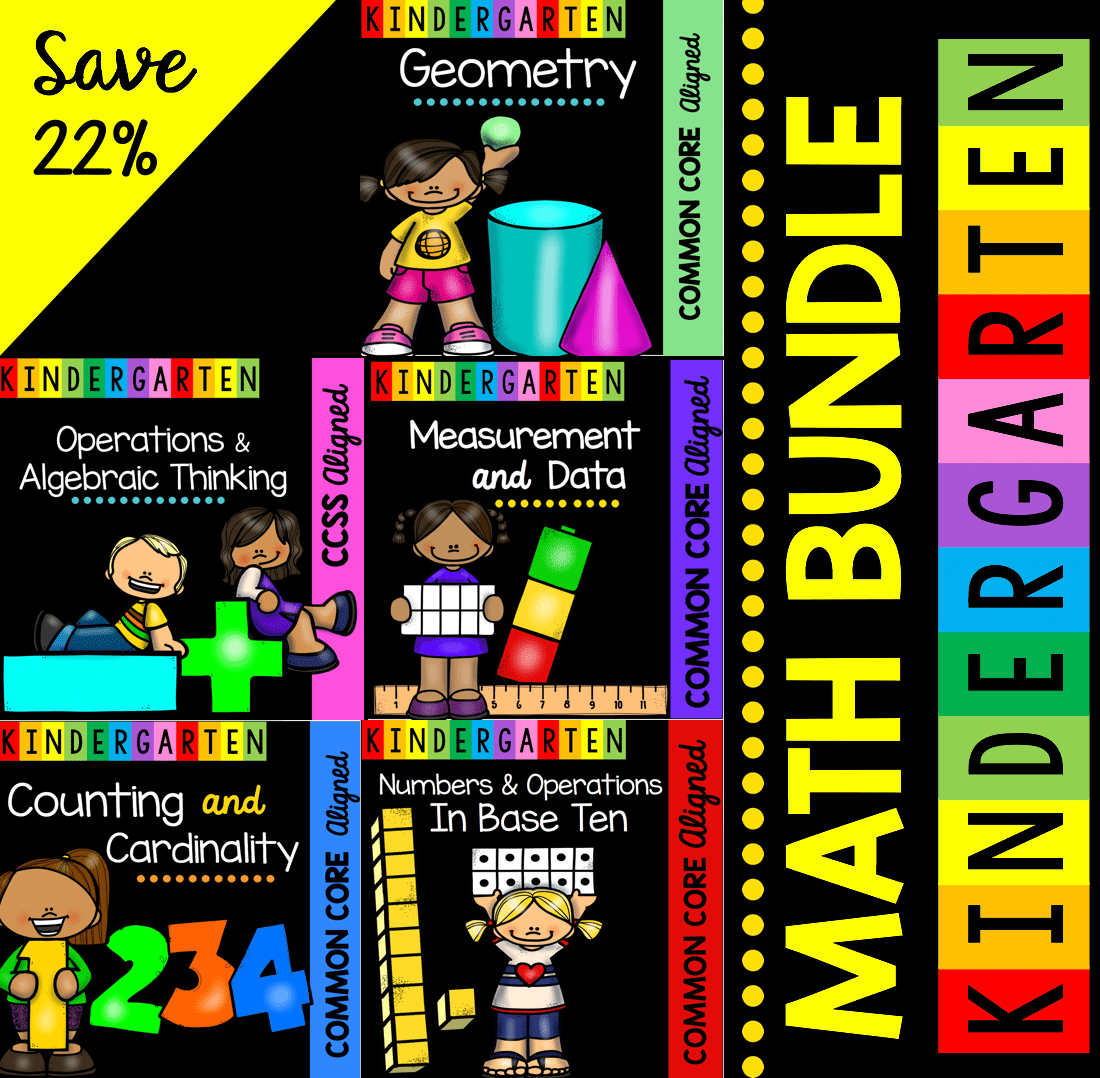 Welcome To Keeping My Kinder S Busy Math Freebie Page In