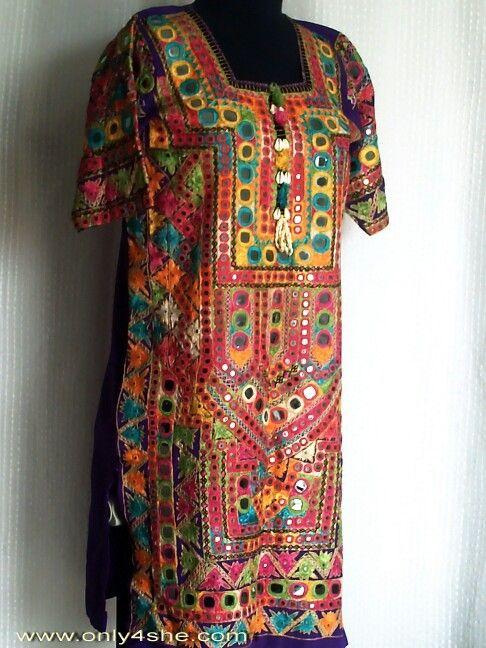 Sindhi Embroidery  SindhiKutchi Embroidery Amp Jewellery