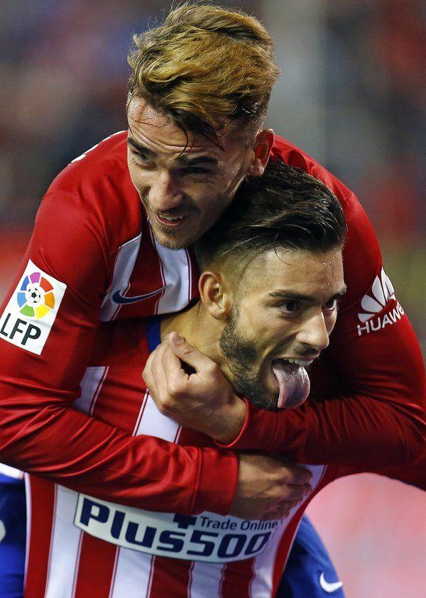 Atlético De Madrid On Soccer 3 Futbol Pinterest