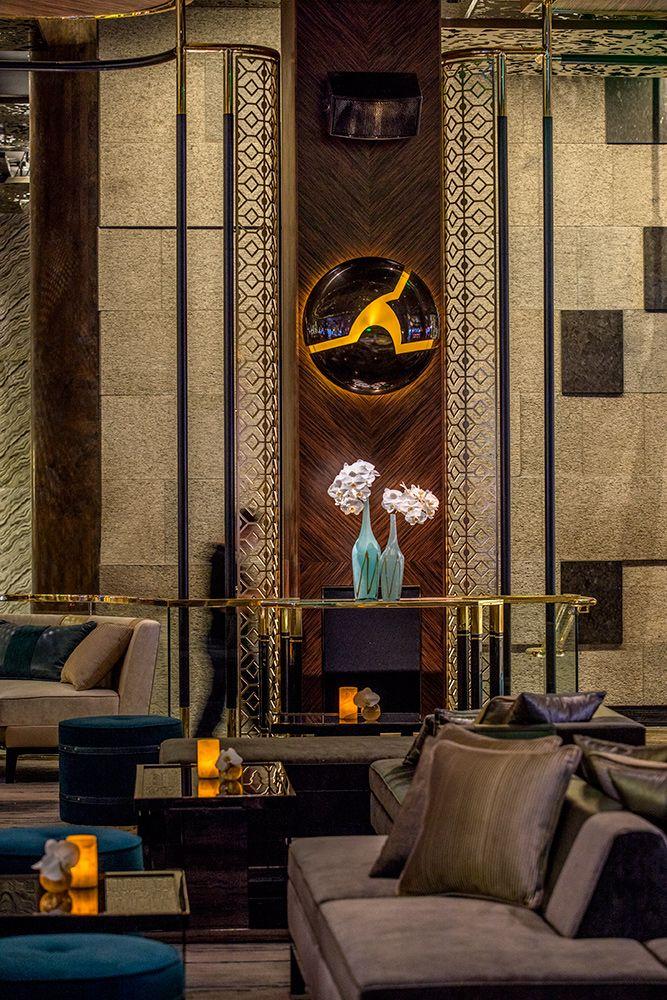 Alibi Ultra Lounge Aria Resort Casino Las Vegas Nv Interior Design By Studio Munge