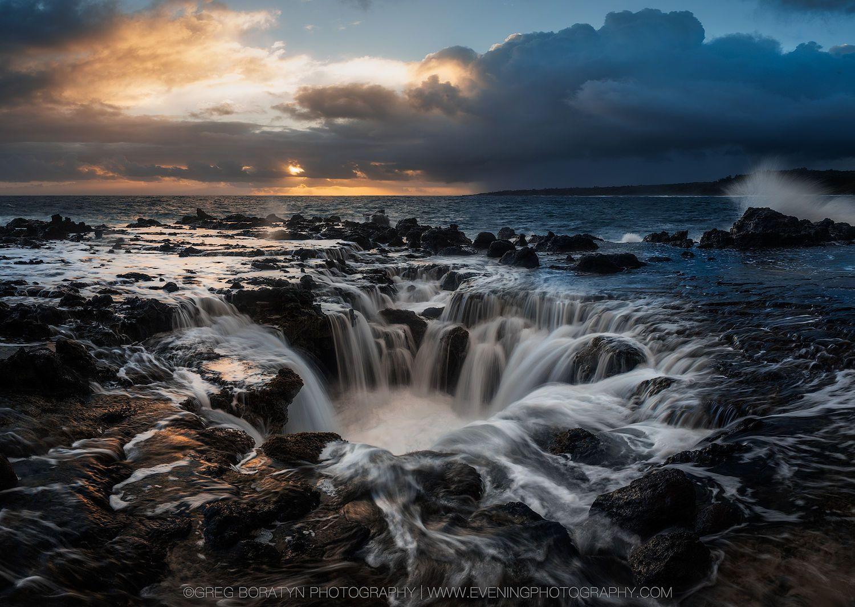 Sinking Flow by Greg Boratyn on 500px #Kauai #500px #カウアイ島