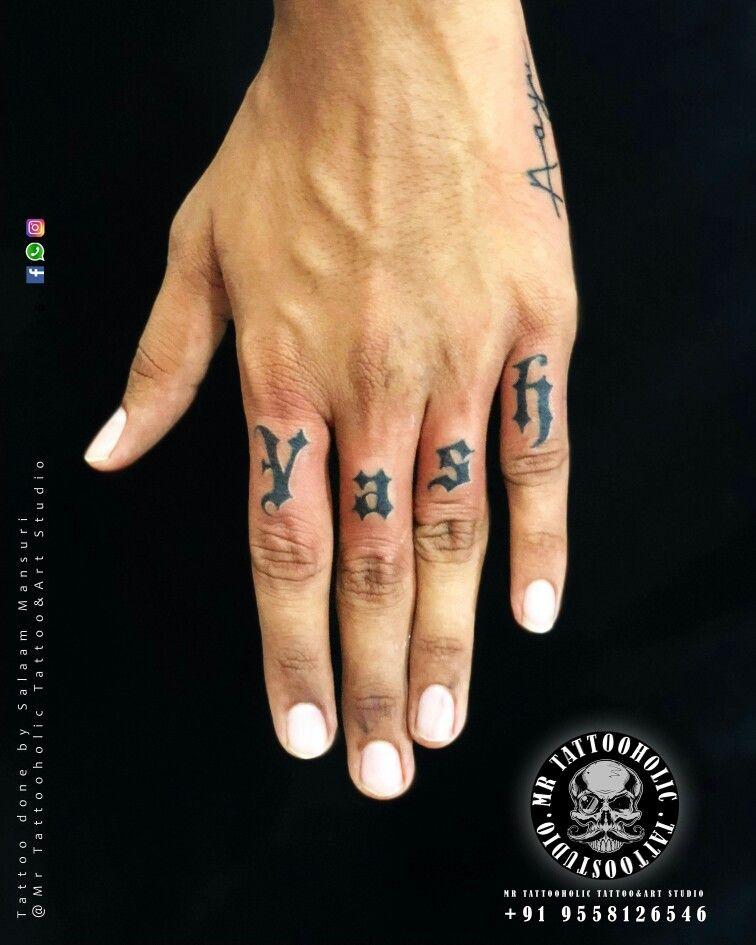 Mr Tattooholic Tattoo Appointment Call 91 9558126546