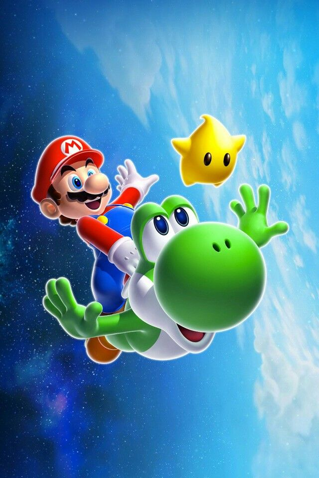 Super Mario Galaxy 2 Iphone Wallpaper Super Mario World