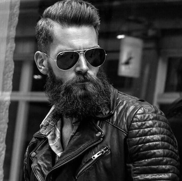 60 old school haircuts for men polished styles of the past dapper man with old school haircut and beard winobraniefo Choice Image