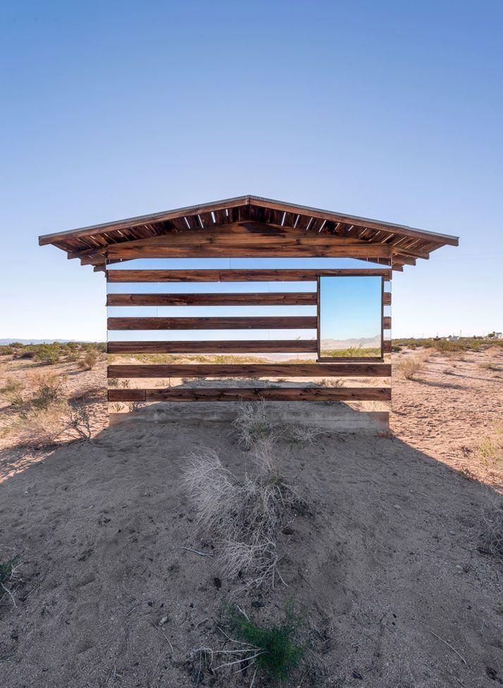 the colour of solitude the lucid stead light installation by phillip k smith iii in the. Black Bedroom Furniture Sets. Home Design Ideas