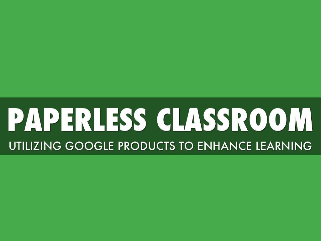 Googlizing Your Classroom