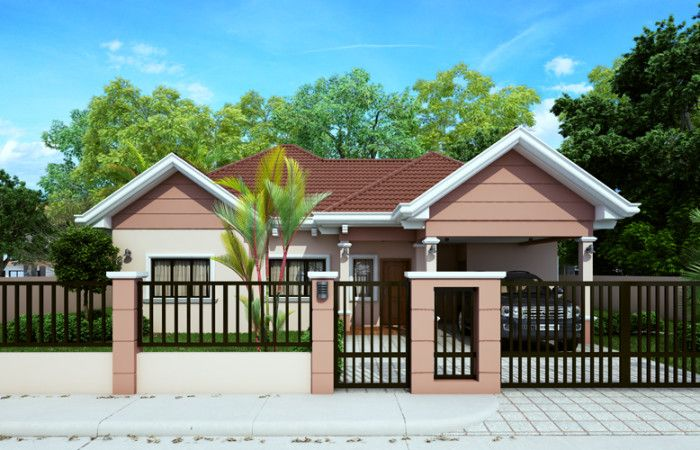 Free Lay Out And Estimate Philippine Bungalow House Simple House