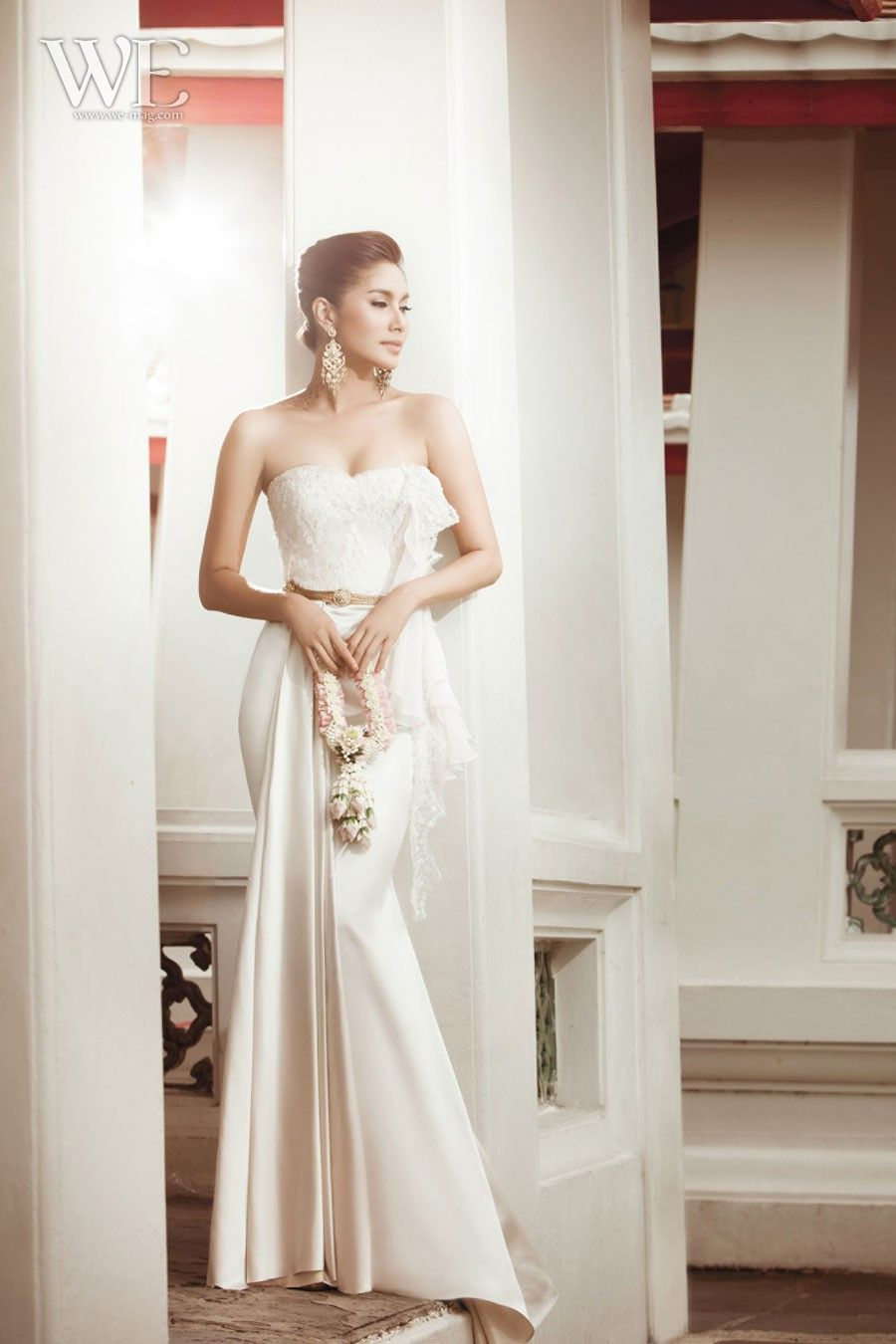 Pin by noot th on thai dress pinterest thai dress
