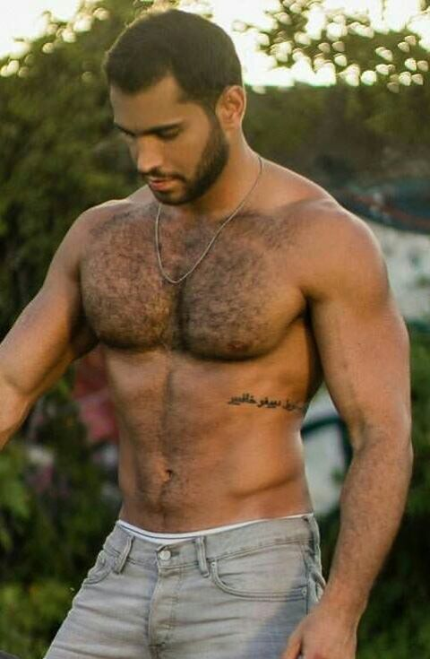 Everything, and hairy gay sexy men business