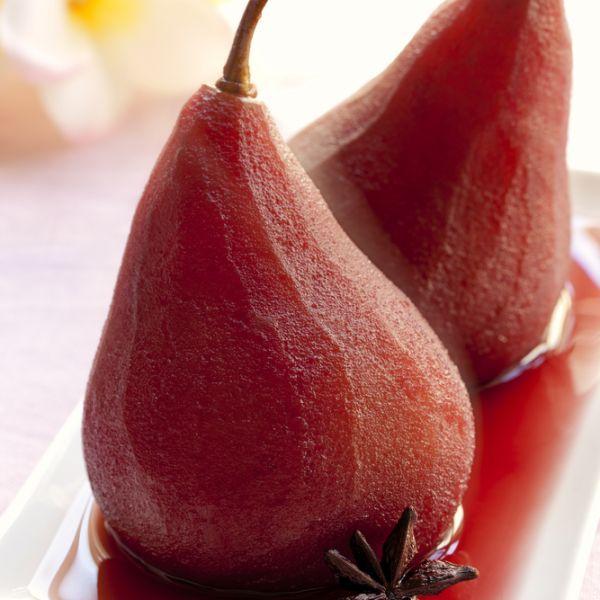 Veja esta de Receita de Pêras com Vinho Tinto. Esta e outras deliciosas receitas no site de nestlé Cozinhar.