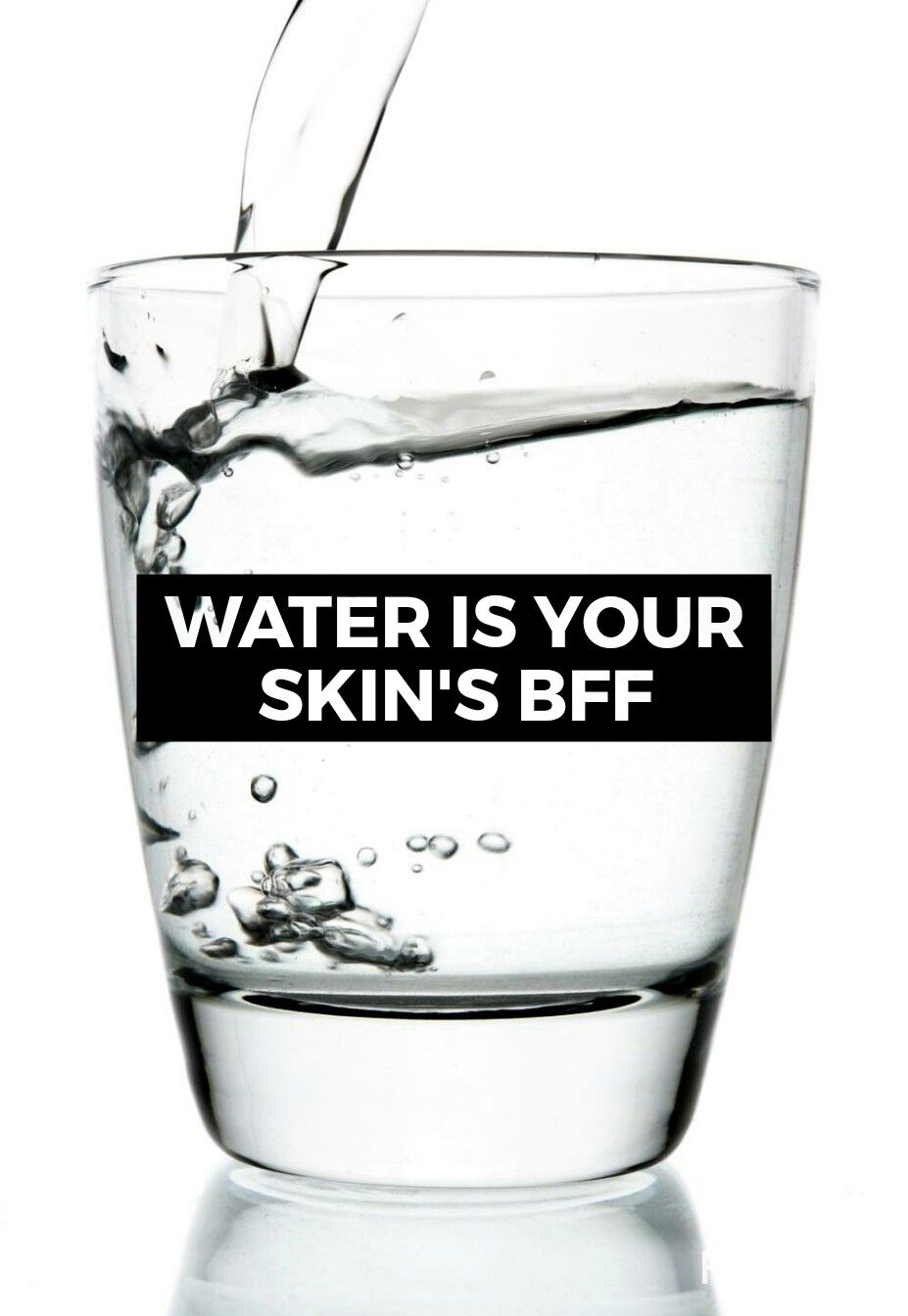 Drink Water For Healthy Skin Water Quotes Drink Water Quotes Drink Water Motivation