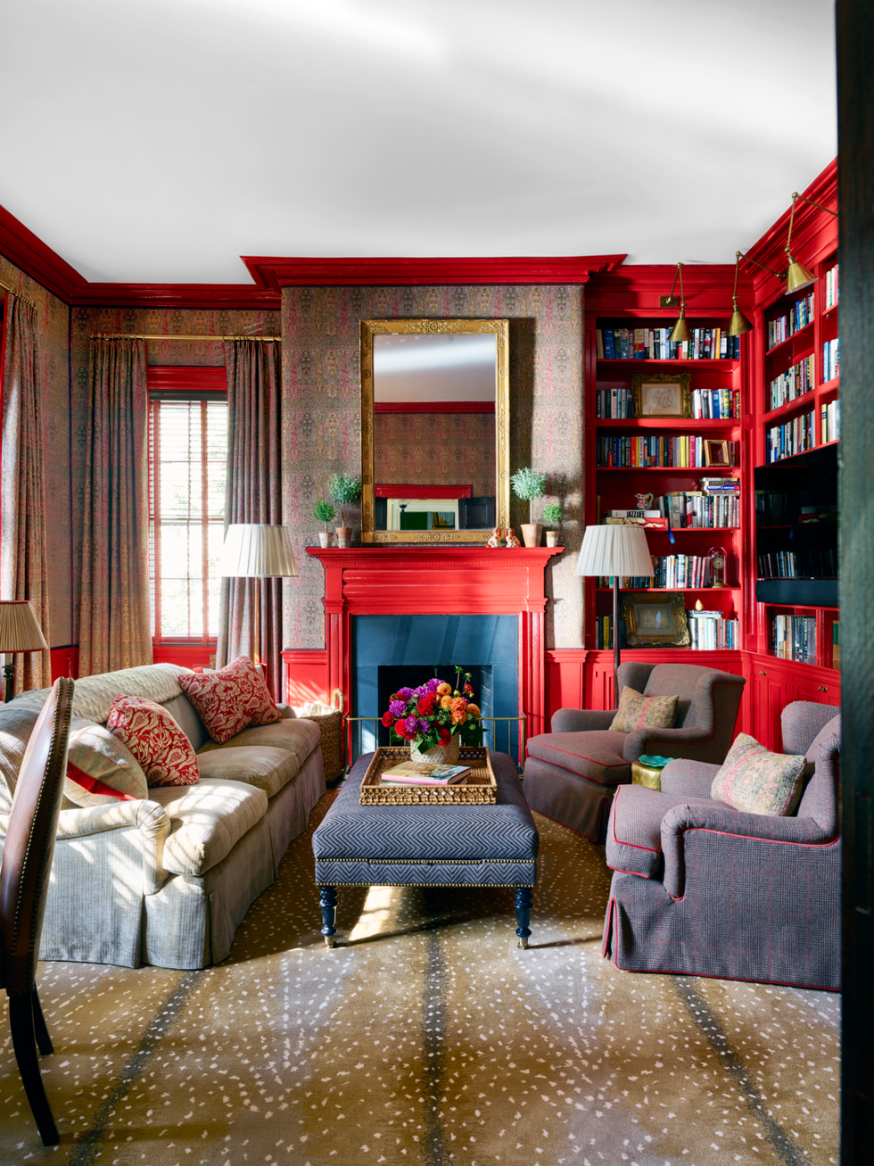 Luxury Home Library Design: 15 Stylish Home Libraries You'll Want To Cozy Into (With