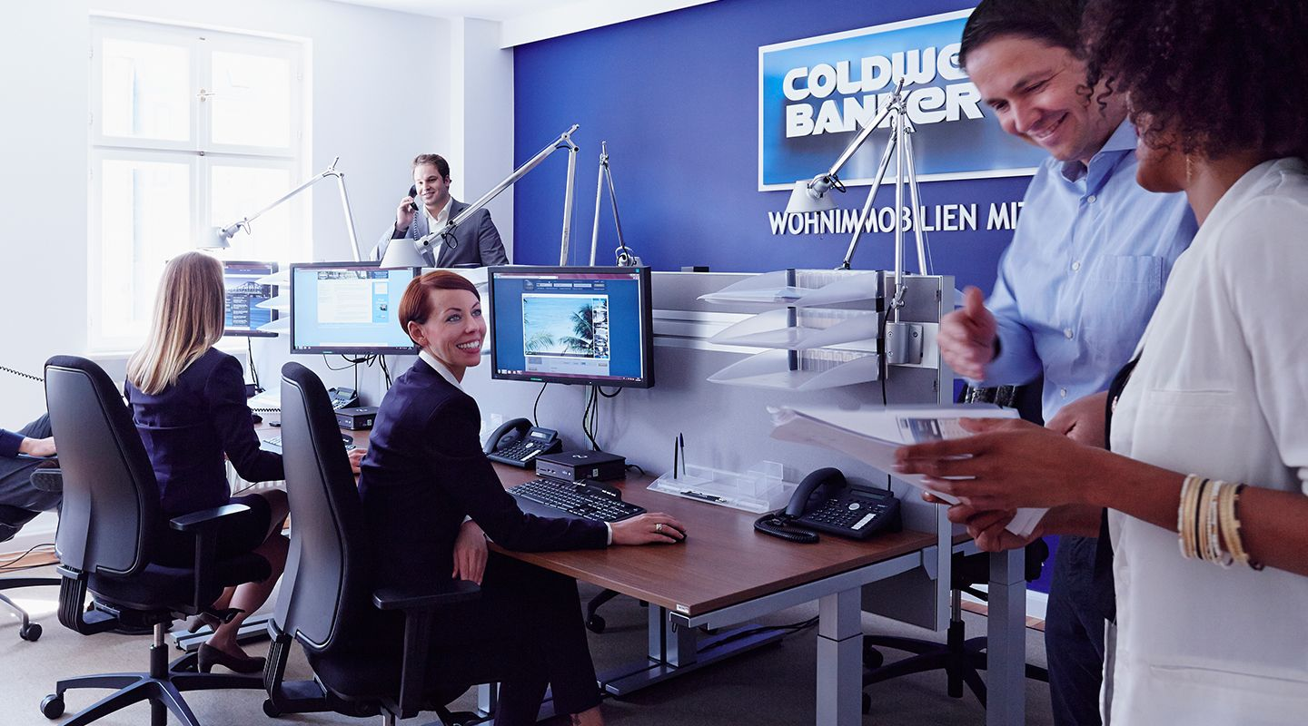 Coldwell Banker Office Real estate career, Career, Open