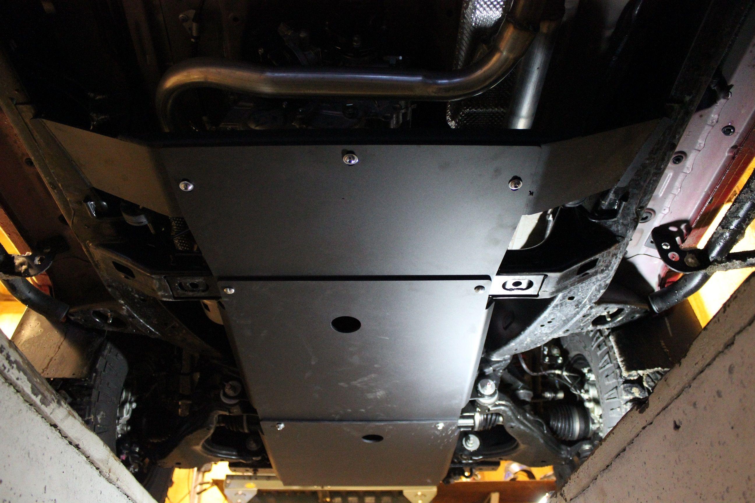 Rci Metalworks 05 15 Tacoma Fuel Tank Skid Plate Taco 05 13 04 185 00 Tacoma Toyota Tacoma Tacoma Mods