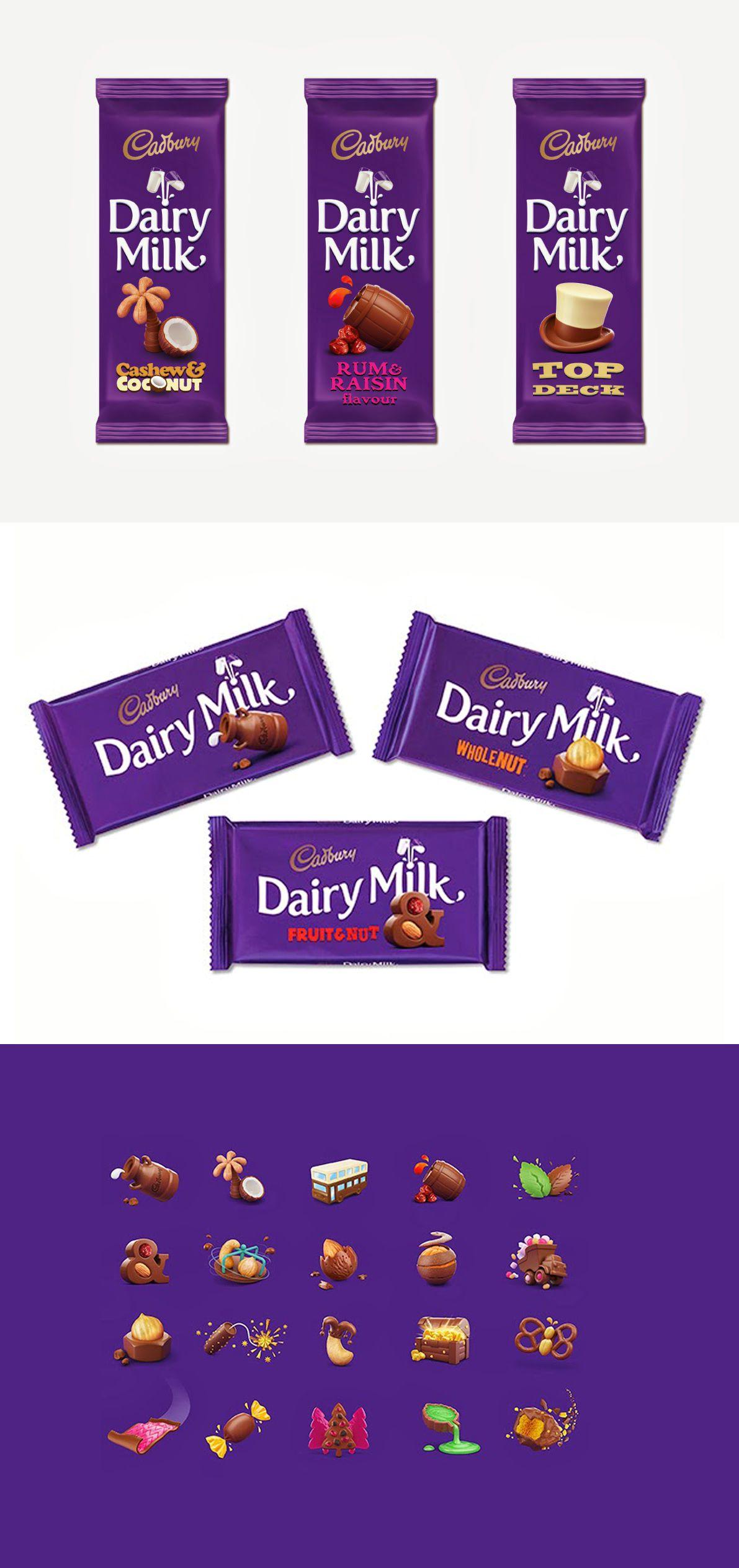 Cadbury Dairy Milk Cadbury s Pinterest