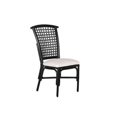 Acacia Home And Garden Fiji Side Chair (Set Of 2) Finish: Kahlua