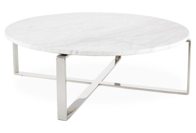 Love you too xoxox Rosa Dia Coffee Table White
