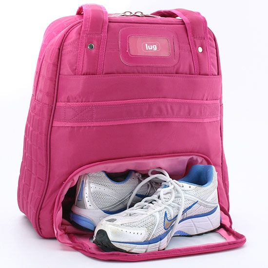 Gym Bag With Shoe Compartment Luglife