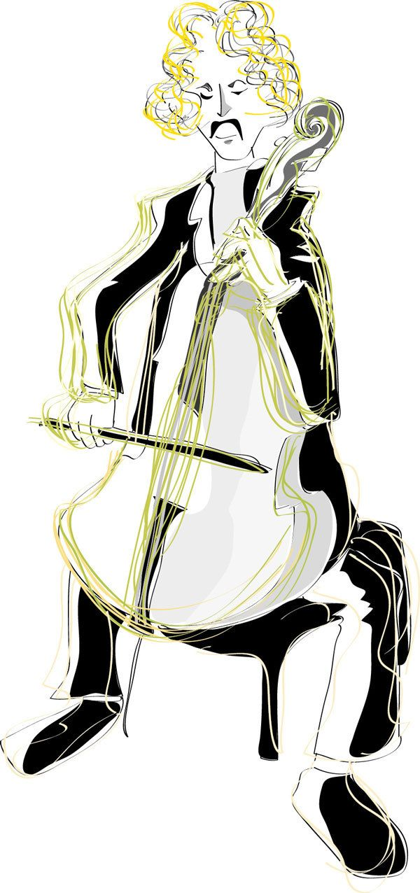 Bach, Cello Suites  So wonderful to dance to!!!