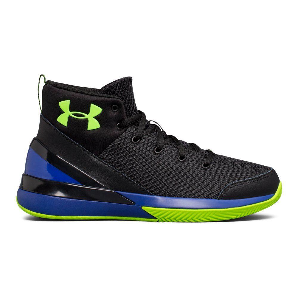 88fcb3c5c9c6 Boys  Grade School UA X Level Ninja Basketball Shoes