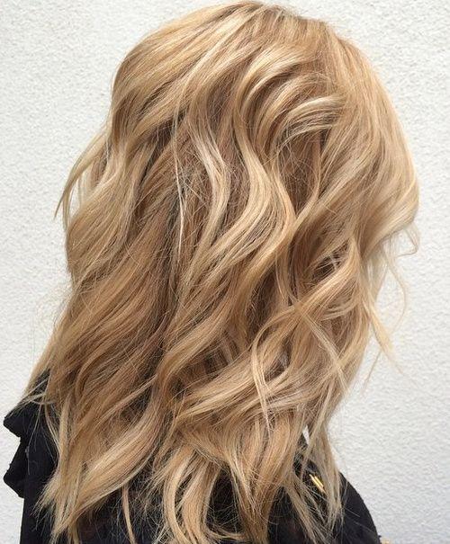 Fresh Cool Blonde Hair Color Shades