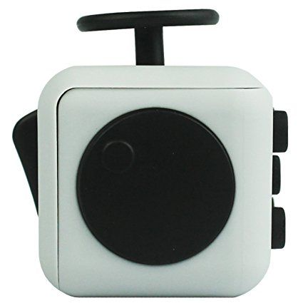 Amazon Gogopa Fidget Cube Toy For Relieves Stress Anxiety White