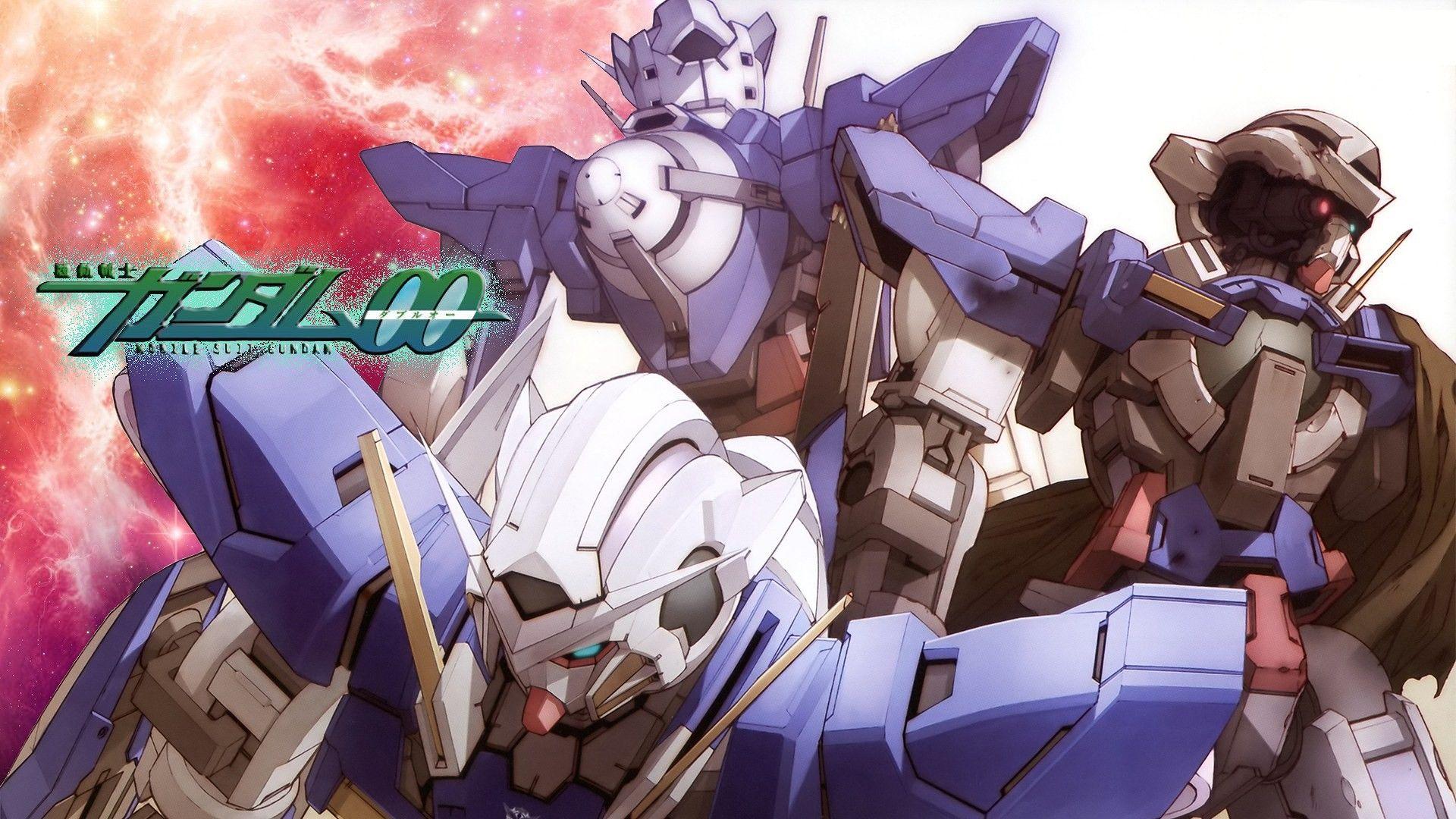 Anime 1920x1080 Mobile Suit Gundam 00 Exia Gundam Gundam