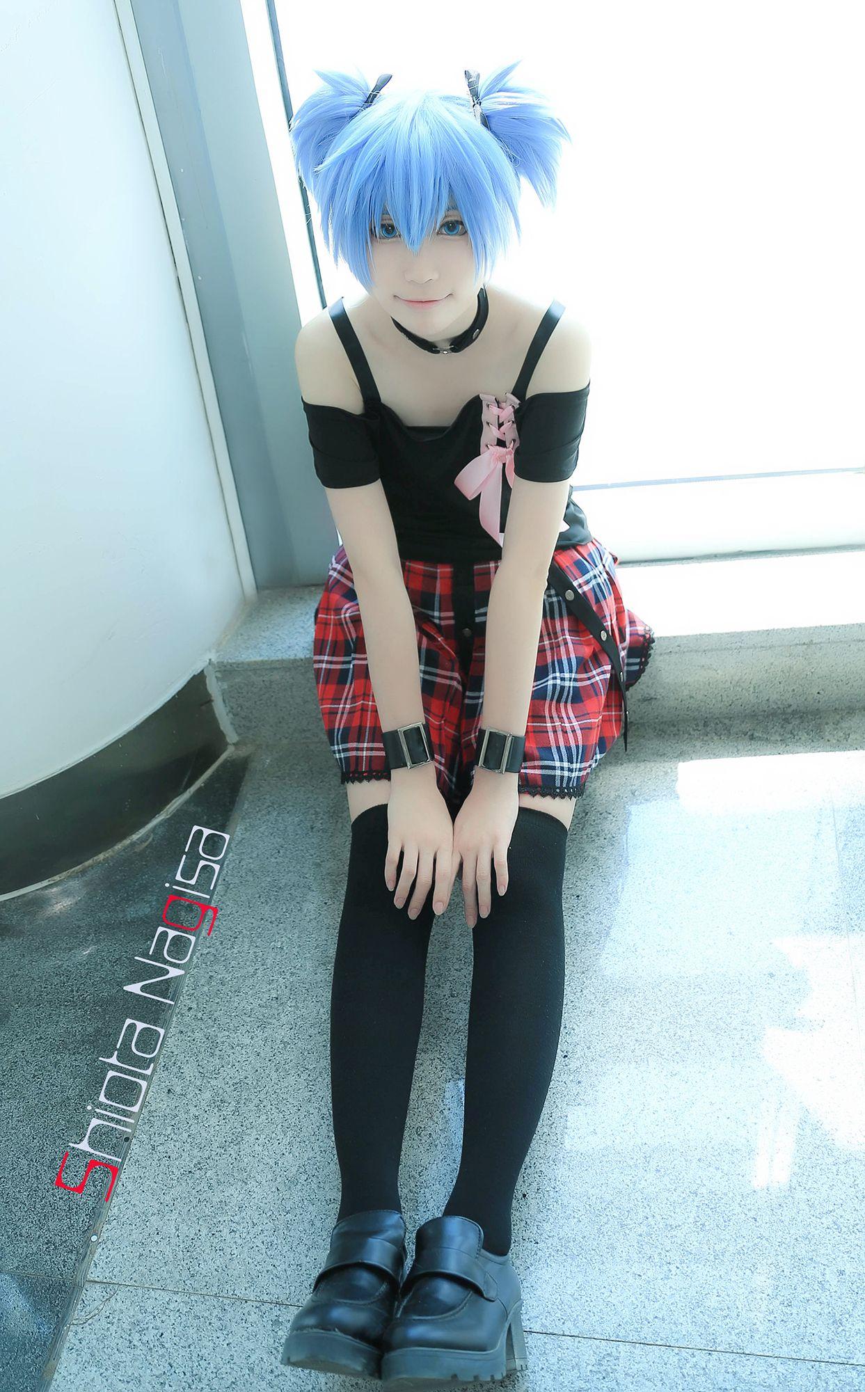 Lanxuan27 兰轩 Nagisa Shiota Cosplay Photo Cure Worldcosplay