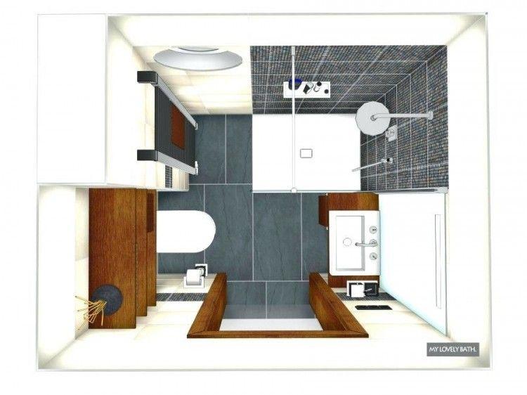 Badezimmer Ideen 4 Qm Badezimmer Mit Dusche Badezimmer