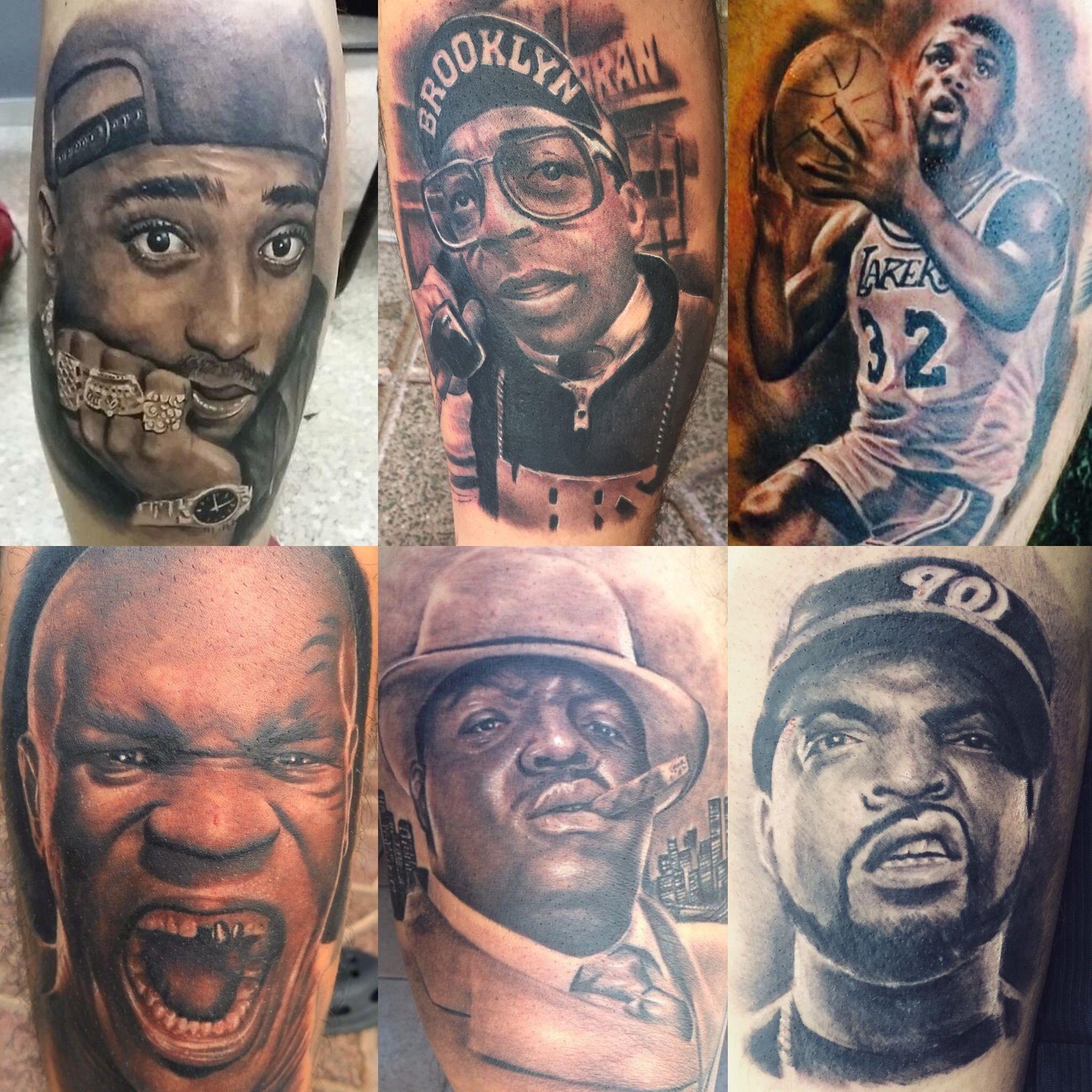 Michele Agostini Tattoo Artist