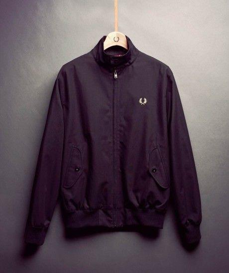 Fred Perry - Harrington Jacket