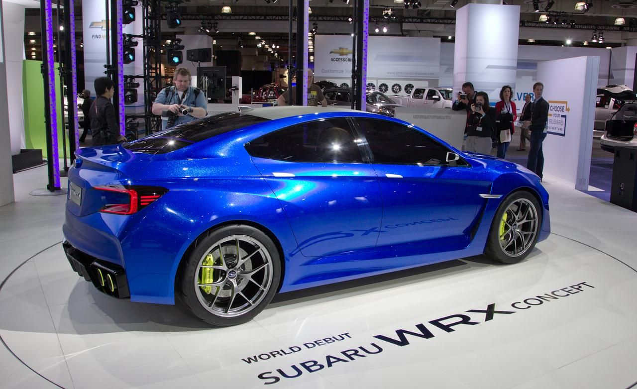 2014 subaru wrx sti concept das auto subaru subaru wrx 2014 rh pinterest com