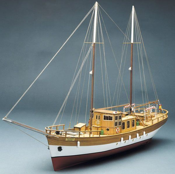 Hard to Find Model Kits | Mantua Trotamares  Sailing Motor
