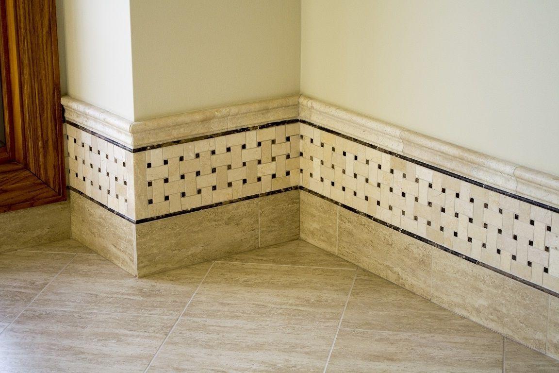no baseboards century mid modern in baseboard ideas img bathroom