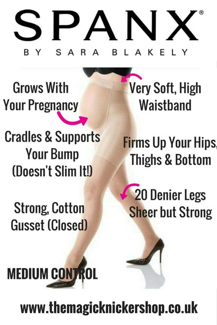 df6521c1cb Maternity Tights that cradles   support your bump AND firm up your wobbly  bits. SPANX