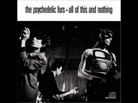 Psychedelic Furs - Heaven - original - good audio quality