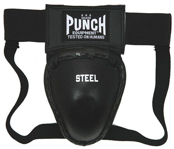 Punch Steel Groin Guard DIAMOND Groin Protector Boxing MMA Muaythai