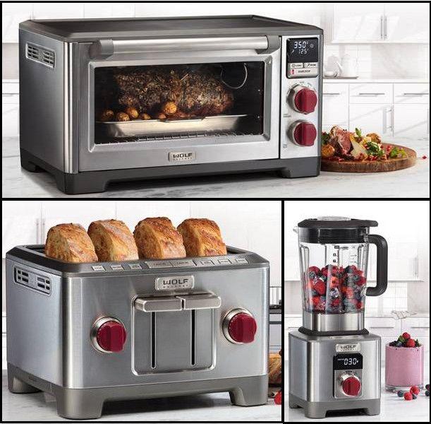 Wolf Gourmet Countertop Appliances At Kitchen Bath Details