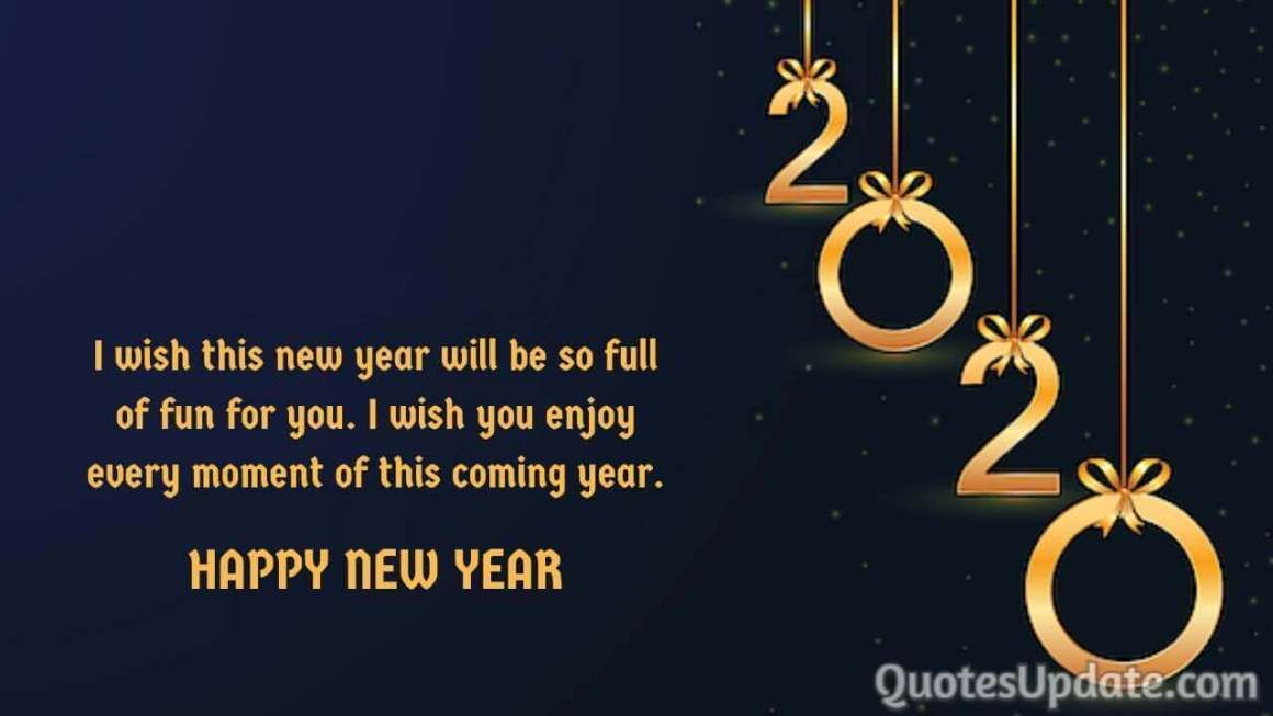 All I Want For This New Year Is Happy New Year Wishes New Year Wishes Messages New Year Wishes