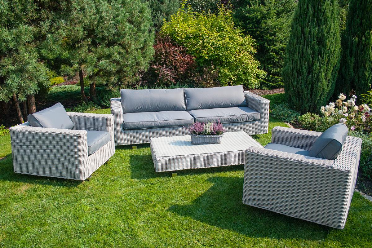 Lubeck Zestaw Wypoczynkowy Technorattan Twoja Siesta Outdoor Furniture Sets Outdoor Furniture Outdoor Decor