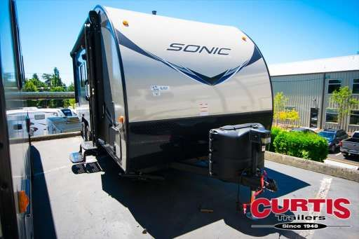 Check Out This 2017 Venture Rv Sonic 190vrb Listing In Portland