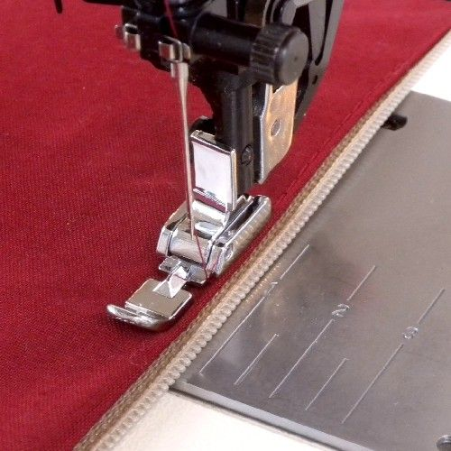 Husqvarna Viking Generic Narrow Zipper Foot Viking Sapphire 40Q Adorable Generic Sewing Machine Feet